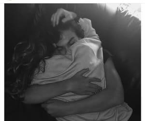 black and white, Relationship, and ethan dolan image