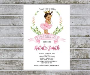 etsy, princess baby shower, and little princess image