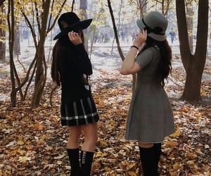 autmn, color, and fashion image