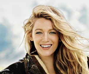 belle, blake lively, and blonde image