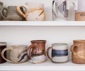 cup, mug, and kitchen image