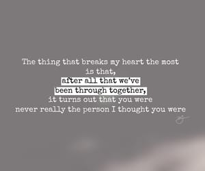 break, break up, and heart image