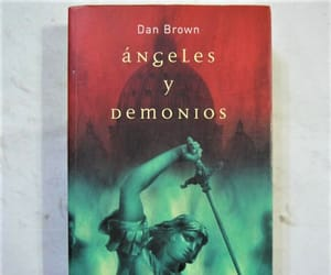 book, dan brown, and libro image