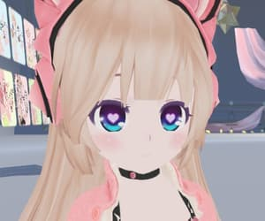 avatar, kawaii, and pink image