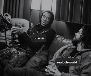 cole, ludacris, and revenge image