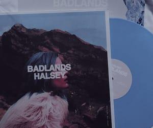 album, badlands, and music image