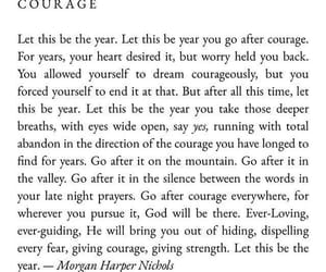 courage, empowerment, and happiness image