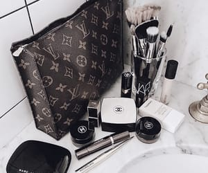 beauty, Brushes, and chanel image