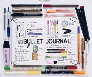 essentials, journaling, and school image