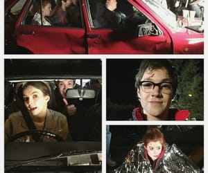 car, ciara baxendale, and dan cohen image
