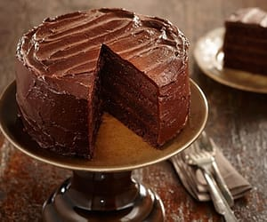 chocolate, dessert, and sweets image