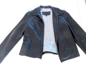 etsy, motorcycle jacket, and guess image