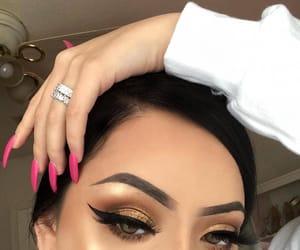 girly and make up image