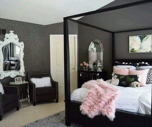 bedroom, inspiration, and rooms image