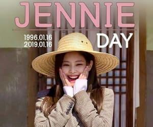 jennie, jennie birthday, and blackpink image