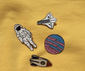 aesthetic, badges, and color image