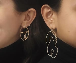 earrings, art, and accessories image