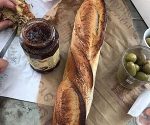 food and bread image