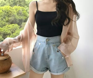 clothes, clothing, and ootd image