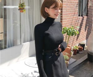 asian fashion, fashion girl, and fashionable image