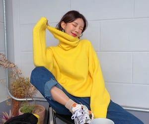 asian fashion, Balenciaga, and bright image