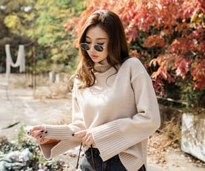 asian fashion, cozy, and fashionable image