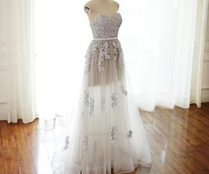prom dresses, lace bridesmaid dresses, and bridesmaid dresses image
