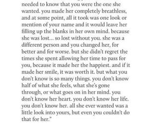 heartbroken, quote, and hurt image