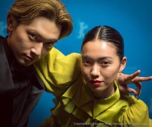 二階堂ふみ and 吉沢亮 image