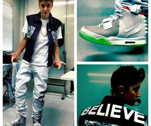 justin bieber, believe, and swag image