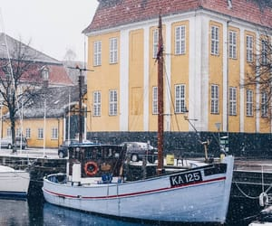beautiful, buildings, and denmark image
