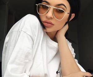 kylie jenner, my queen, and king kylie image