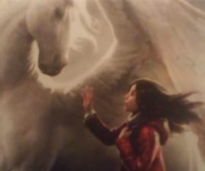 pegasus and flame of olympus image