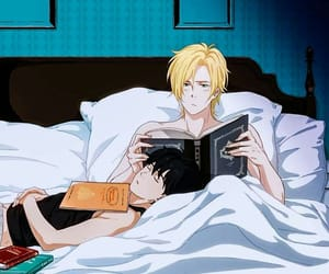 banana fish, anime, and manga image