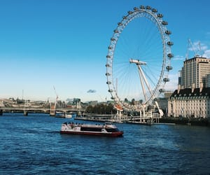city, london, and ville image