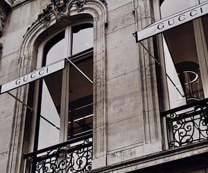 architecture, gucci, and fashion image