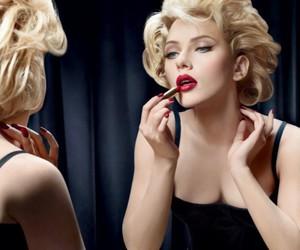 Scarlett Johansson, beauty, and blonde image