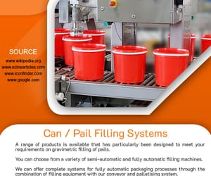 can filling systems, filling equipment, and can filling image