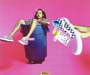 colorful, golf, and sneakers image