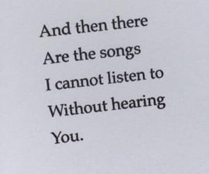 quotes, love, and songs image