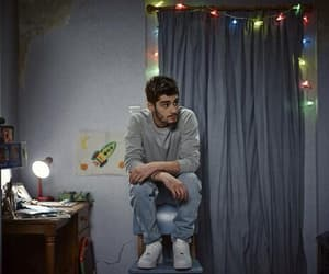 zayn malik, one direction, and story of my life image