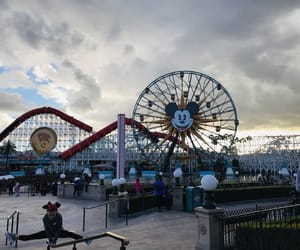 california, wheel of fortune, and disney image