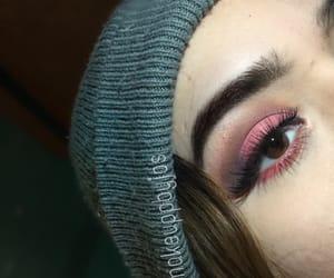 diy, eyes, and eyebrowns image