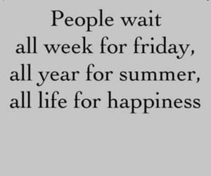 summer, happiness, and life image