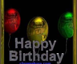 bday, birthday, and happy birthday gif image