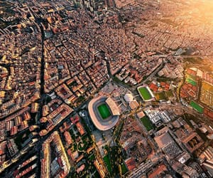 aerial photography, aerial view, and cityscape image