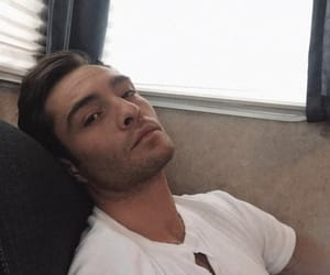 ed westwick and ⓘⓛⓨ image