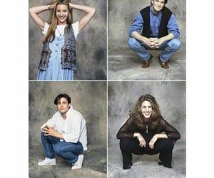 90s, Joey, and rachel image