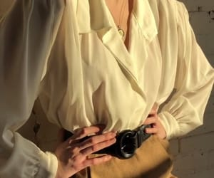 aesthetic, beige, and belt image