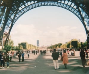 paris, city, and vintage image